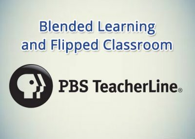 Blended Learning and Flipped Classroom