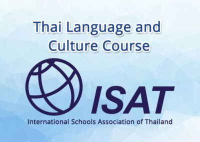 Thai Language and Culture Course