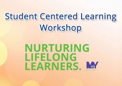 Student Centered Learning Workshop
