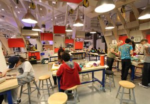 Maker Space Learning Environment