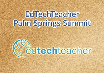 EdTech Teacher Summit