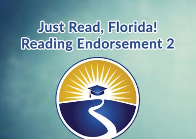 Just Read! Florida DOE