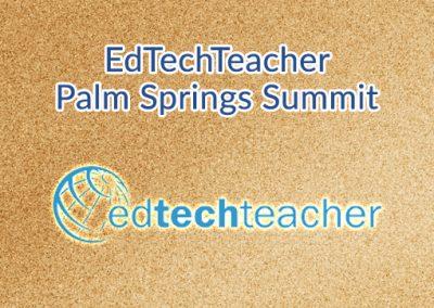 EdTech Teacher Summit